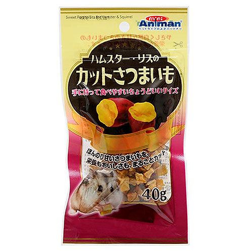 Animan 紅薯乾粒粒