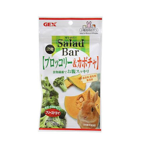 GEX Salad Bar 南瓜 西蘭花乾