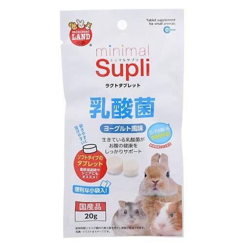 Marukan Supli 乳酸菌 酸奶味