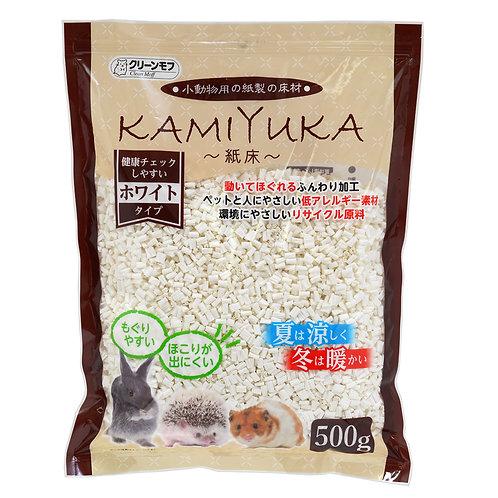 KAMIYUKA 再生紙墊材(白色) 500g