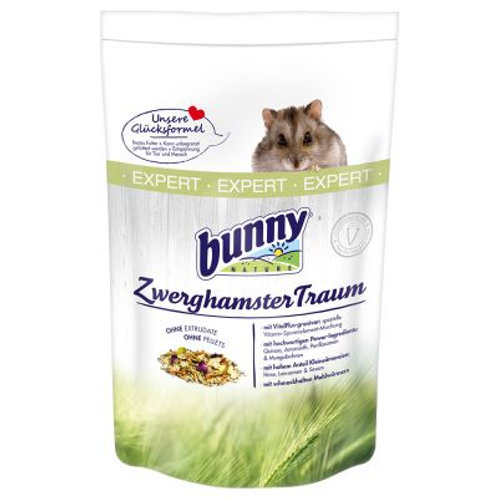 Bunny Nature 侏儒倉鼠糧