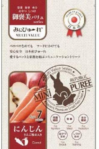 RIVERD REPUBLIC 胡蘿蔔蘋果蔬果泥