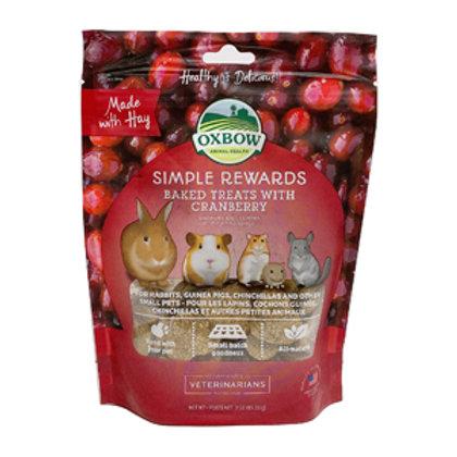 OXBOW牧草烘焙零食 蔓越莓