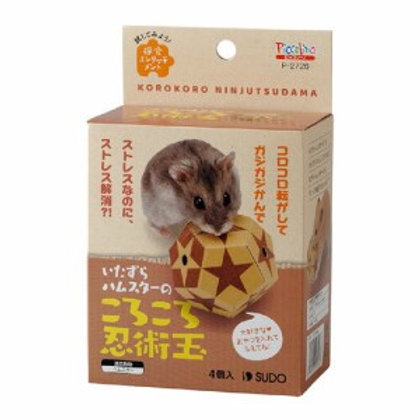 Sudo 忍者紙球 4件裝