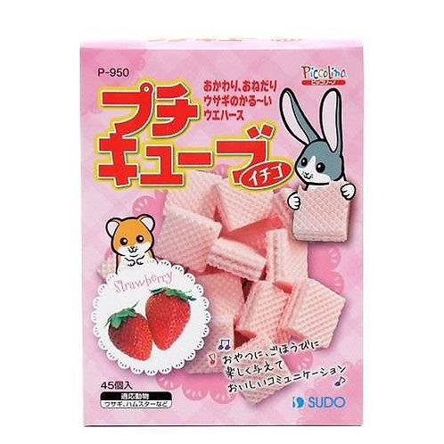 Sudo 迷你威化餅 草莓味