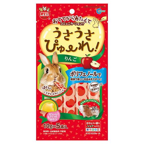 Marukan 蘋果味唧唧膏 (10g x 5)
