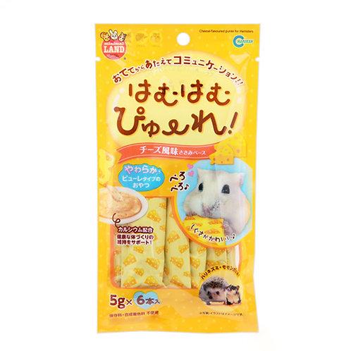 Marukan  芝士味唧唧膏糧