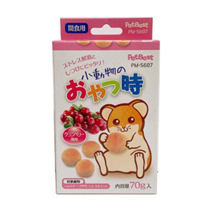 PetBest  蔓越莓餅乾