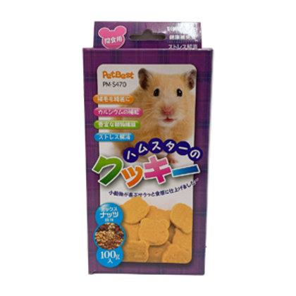 PetBest 健康密碼 鼠用手作餅乾 綜合堅果