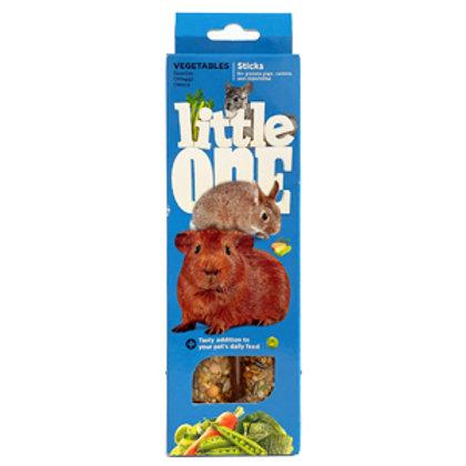 Little One 小動物點心棒 蔬菜棒
