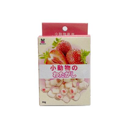 小動物的棉花糖 草莓味