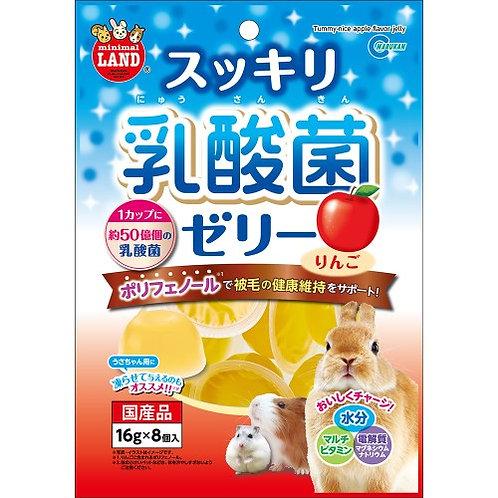 Marukan 蘋果味 乳酸菌果凍
