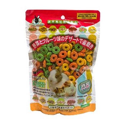 Pet Village PV鼠兔用磨牙餅 玉米甜甜圈