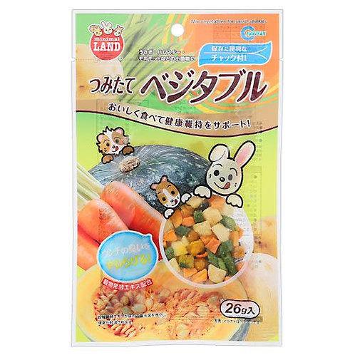 Marukan 雜菜粒
