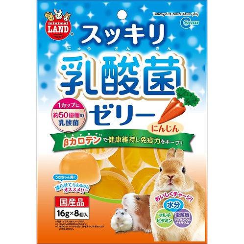 Marukan 胡蘿蔔味 乳酸菌果凍
