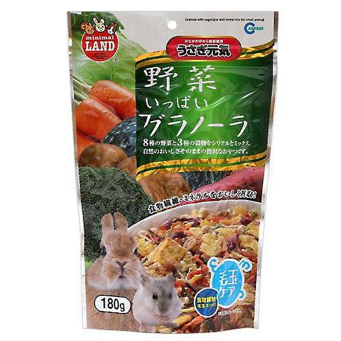 Marukan 野菜穀物營養片