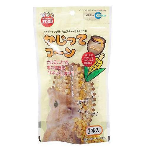 Marukan 蜂蜜粟米棒