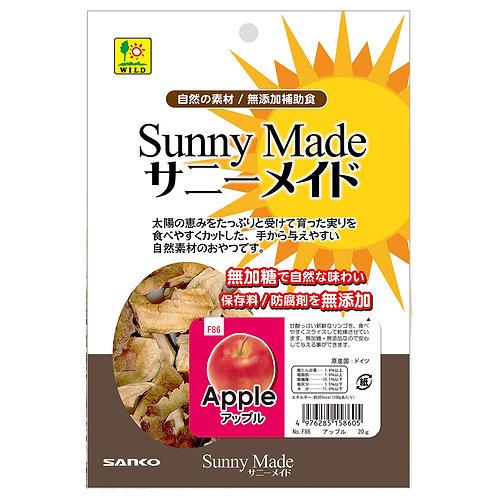 Sanko Sunny Made 蘋果片