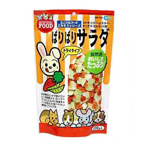Marukan 紅蘿蔔雜菜脆片