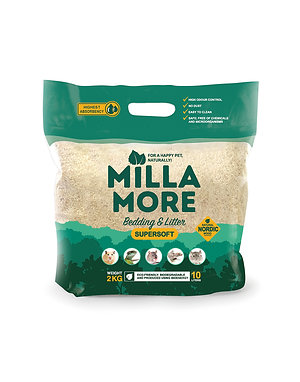 MillaMore Supersoft 墊材 2kg
