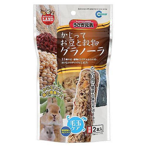 Marukan 11種豆穀物營養棒  2支裝
