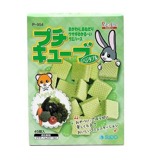 Sudo 迷你威化餅 蔬菜味