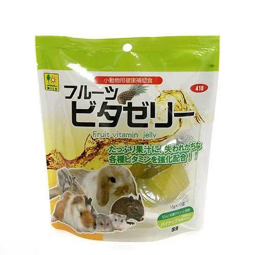 Sanko 菠蘿味 果凍(16gx10個)