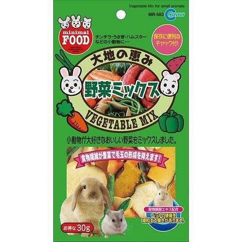 Marukan 混合蔬菜乾