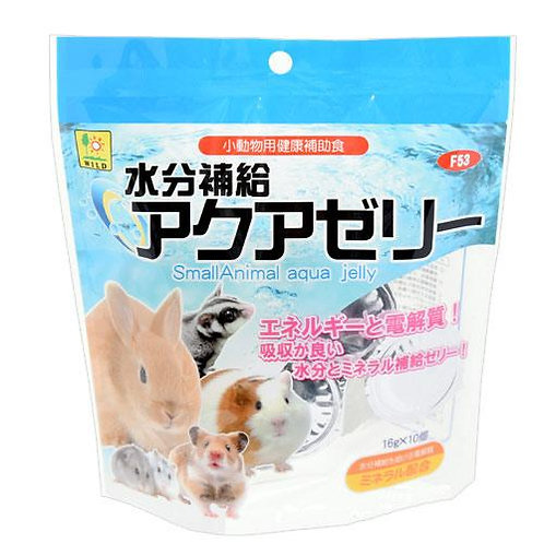 Sanko 水份補充 果凍 含電解質 (16gx10個)