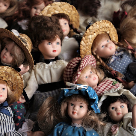 The world is not your dress-up doll collection.