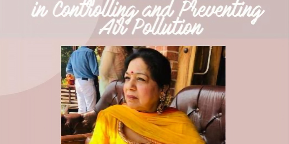 Judicial Activism in Controlling & Preventing Air Pollution