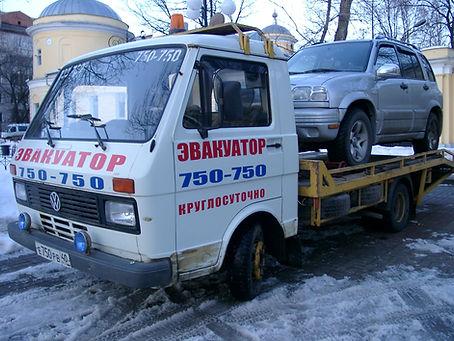 Эвакуатор Калуга, вызов круглосуточно 750-750