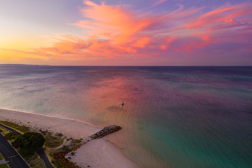Busselton Candy Skies