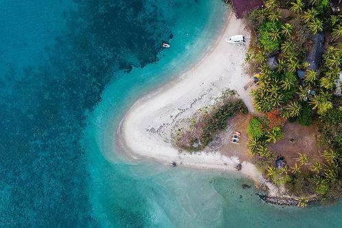 Double Reef Island