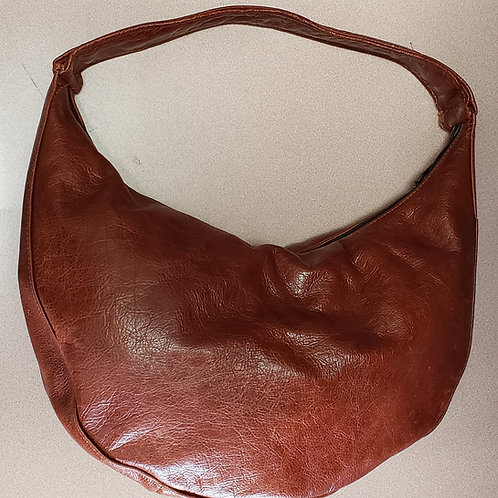 Burgandy Leather Bag