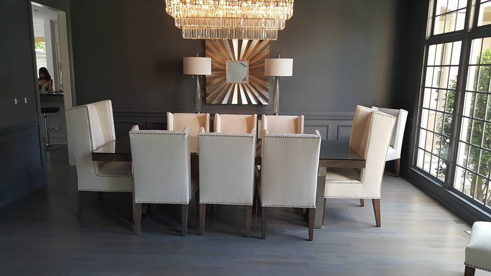 In 5 Star Custom Upholstery We Work With Fine Restaurants, Schools And  Hundreds Of Families, The Courts Of Atlanta, Many Night Clubu0027s And Some  Places Like ...