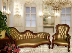 Tufted Tight & Club Chair