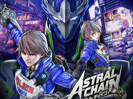 Nintendo Switch「ASTRAL CHAIN」収録楽曲の配信がスタート!