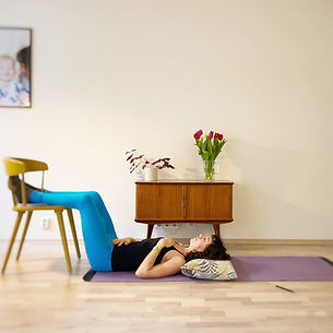 Yoga for fertility and mothers in Oslo .