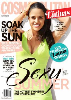 Michelle Rodriguez cover