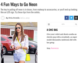 Cosmopolitan For Latinas