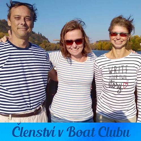 Staňte se hrdým členem boat klubu