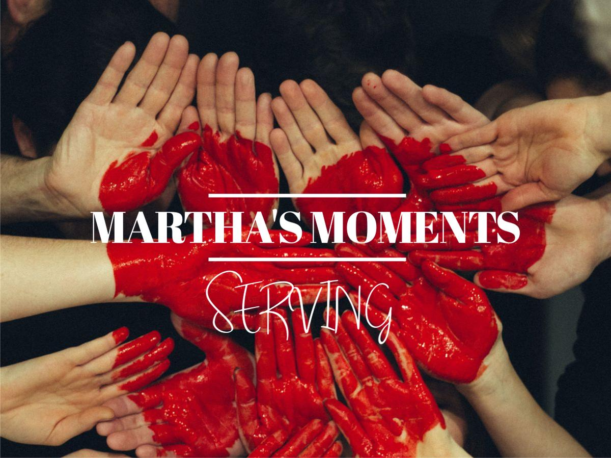 Martha's Moments