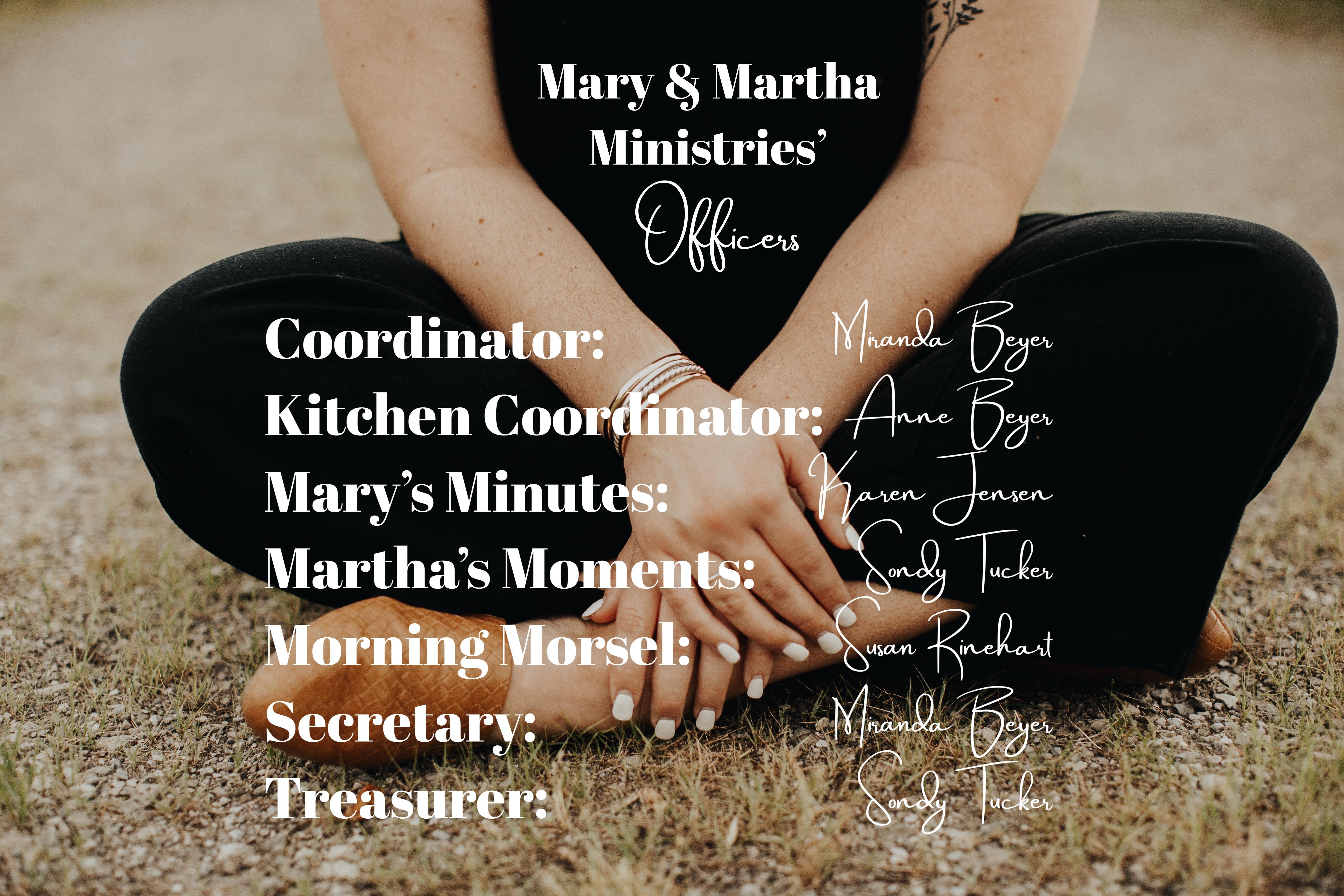 M&M Min Officers 2020