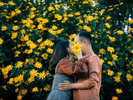 Benefits of Couples Gardening