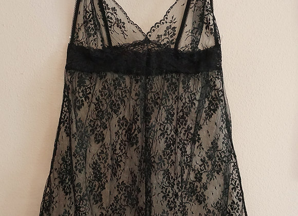 Lace Baby Doll Nighty