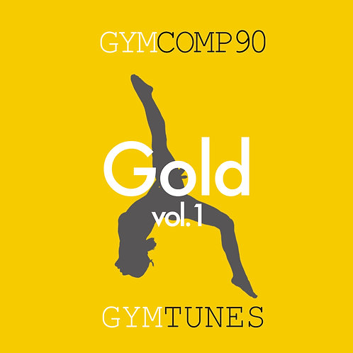 Gym Comp 90 Gold vol.1