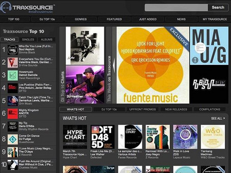 'Look For Light' Now on Release at Traxsource