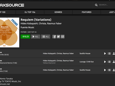 New Release - Requiem (Variations)
