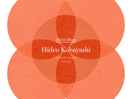 Hideo's classic hit 'Shiroi Mayu' will be released in March.